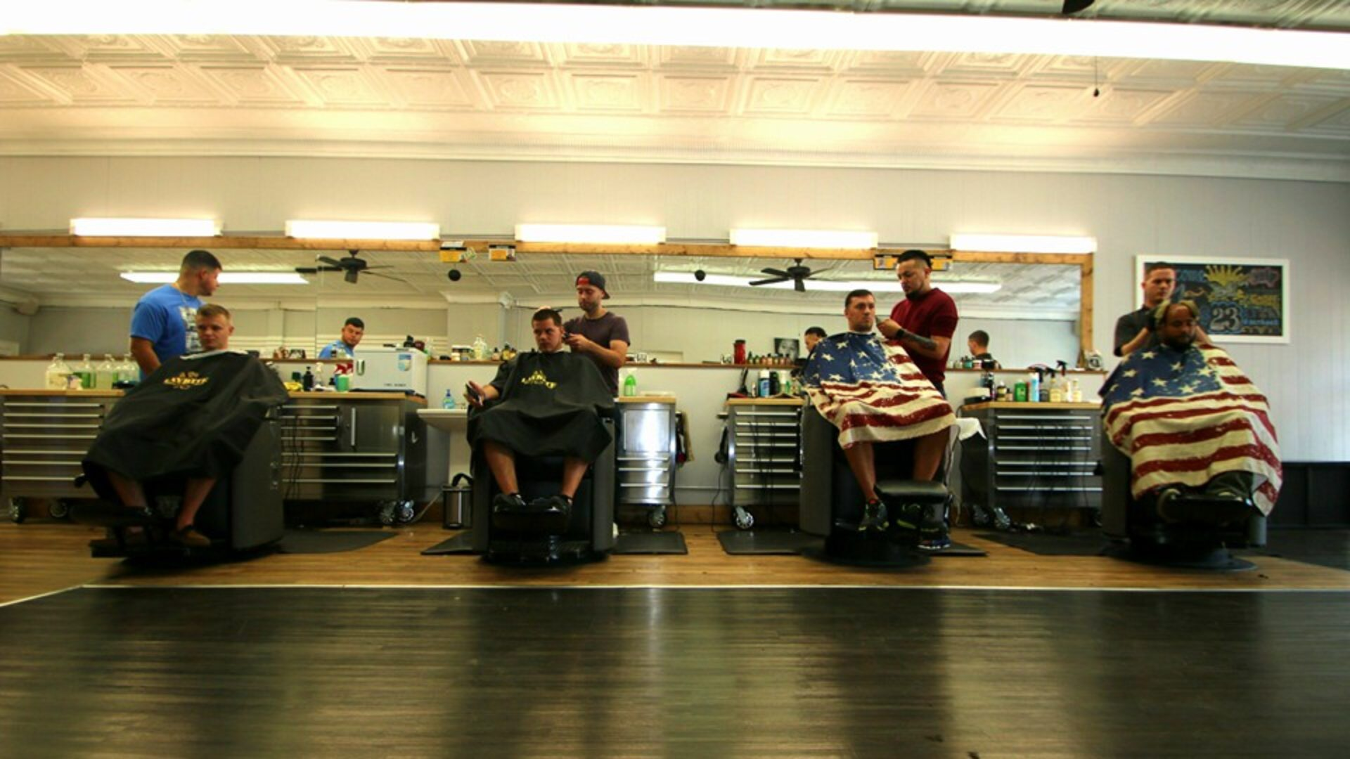 Heirloom Barber and Shave Shop